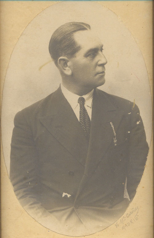 Vicente Romero García de Leaniz