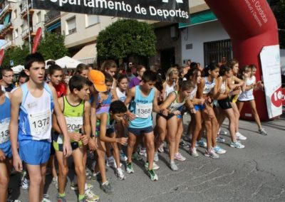 Carrera popular 2011
