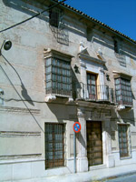 Casa de la calle Carrera