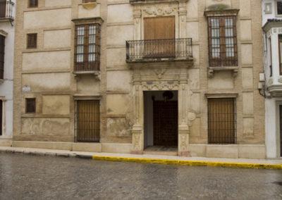 Casa del caballo de Santiago