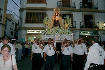 Fiestas de Nuestra Señora del Carmen
