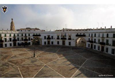 Plaza de día