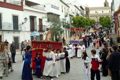 Semana Santa chiquita