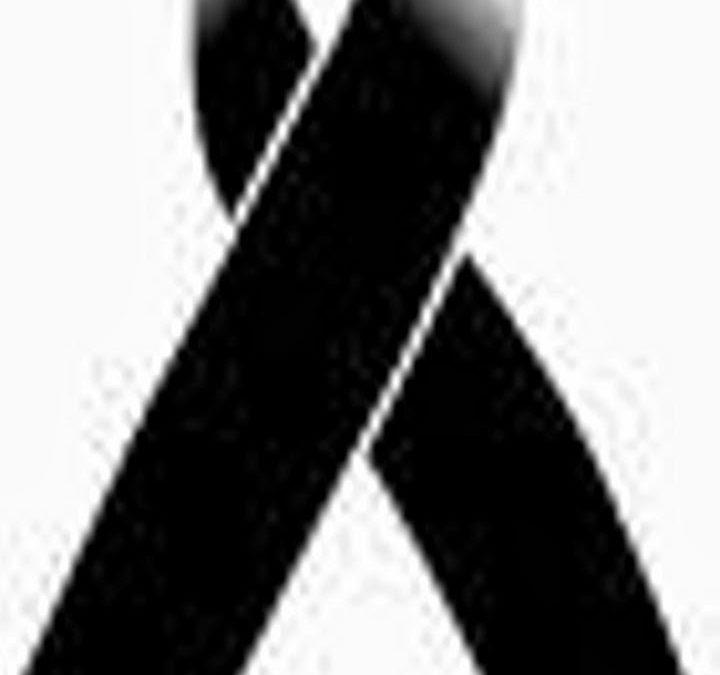 LUTO OFICIAL POR LA MUERTE DE D. ANTONIO REYES RUBIO