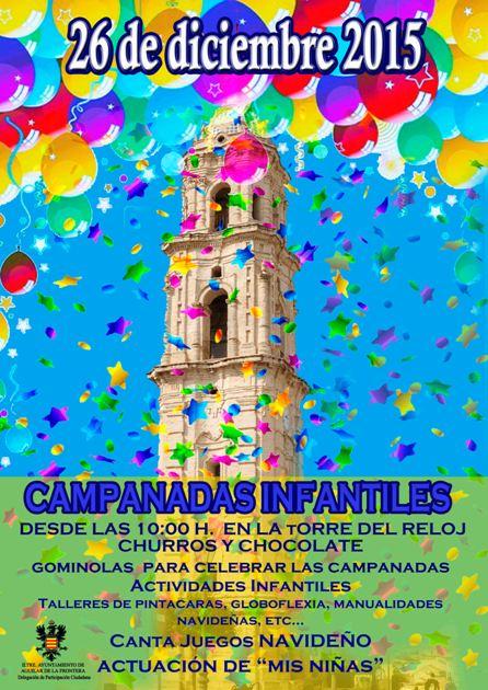 CAMPANADAS INFANTILES 2015. 1