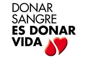 DONACIÓN DE SANGRE 2015.