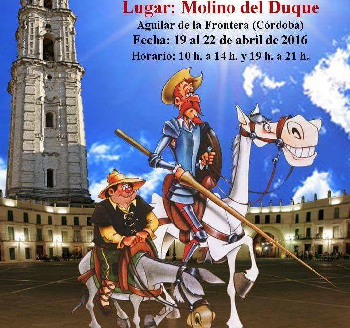 EXPOSICIÓN LIBROS DEL QUIJOTE. 400 AÑOS DE LA MUERTE DE D. MIGUEL DE CERVANTES.