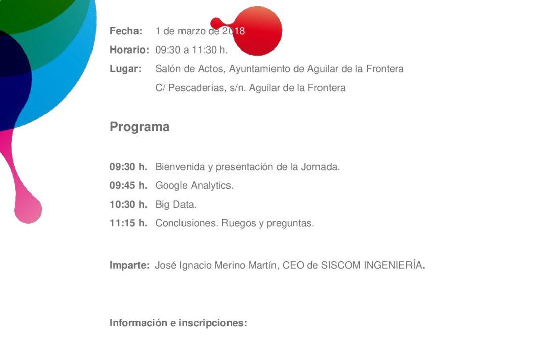 """El día 1 de Marzo se celebrarán las Jornadas: """"Conoce a tu Cliente"""". 1"""