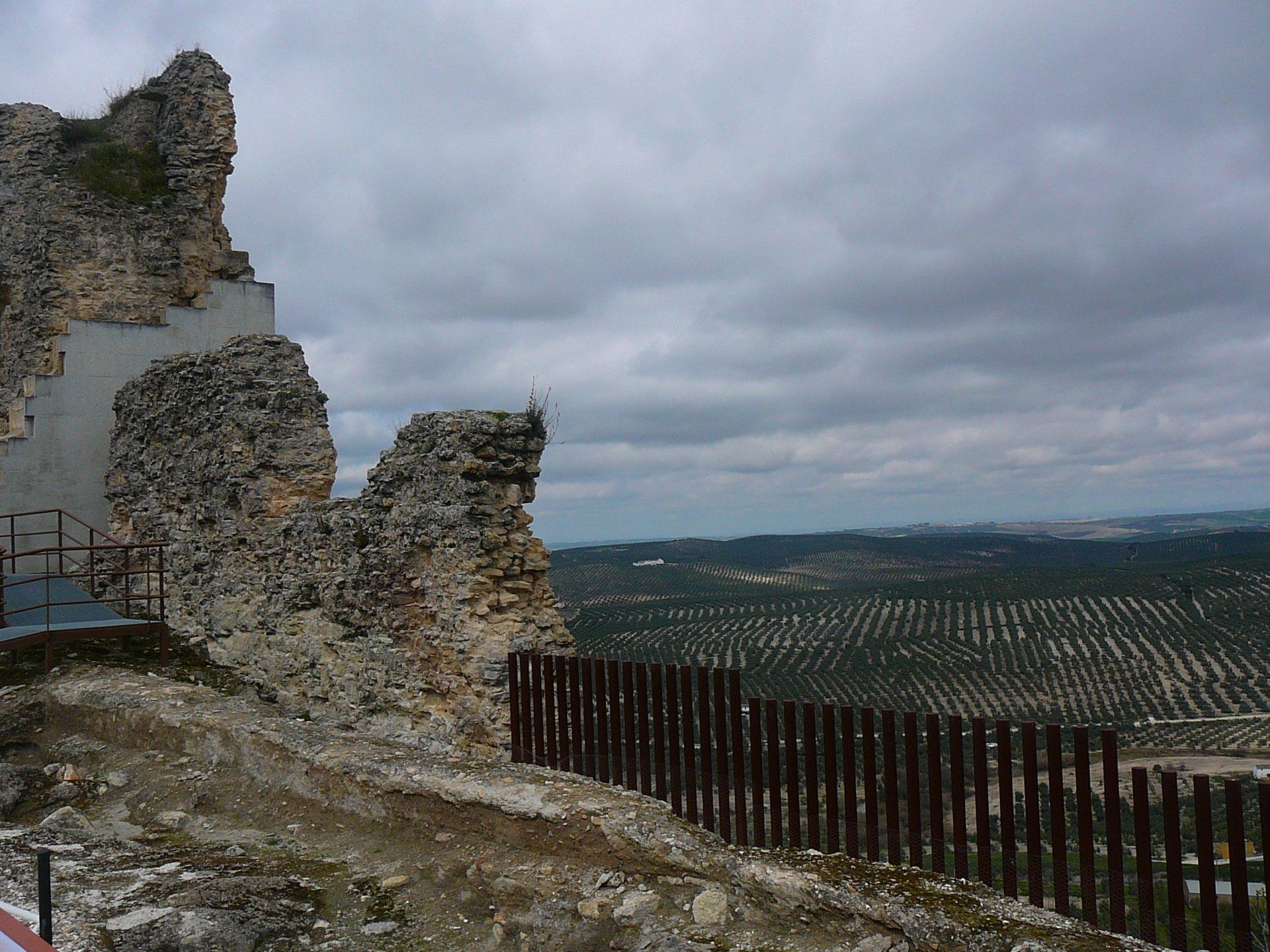 Historia y Paisaje desde el Cerro del Castillo 3