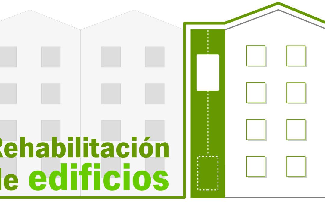 Abierta la convocatoria de subvenciones para la Rehabilitación autonómica, sobre los elementos comunes de edificios plurifamiliares. 1