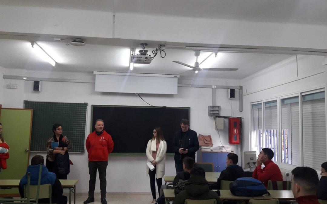 """Realizado el Taller """"Educando en Igualdad e Internet"""". 1"""