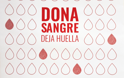 DONA SANGRE, DEJA HUELLA