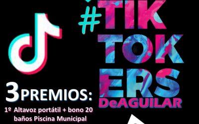 TikTokers de Aguilar